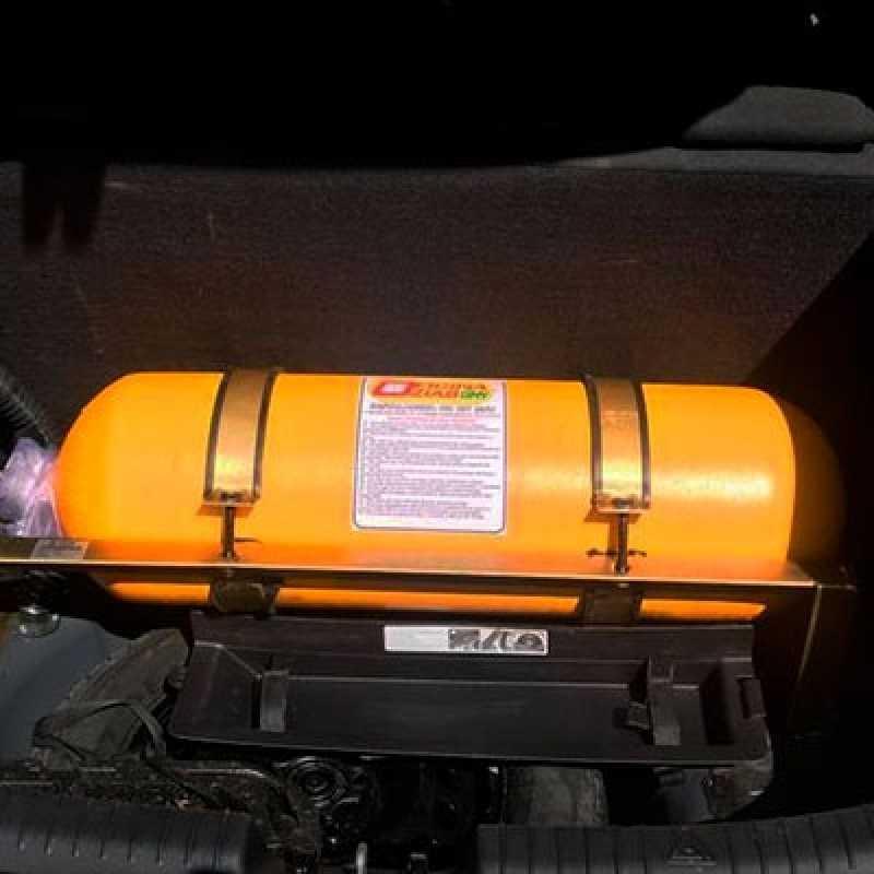 Kit Gnv em Carro 1.0 Wanel Ville - Gnv em Carro Automático