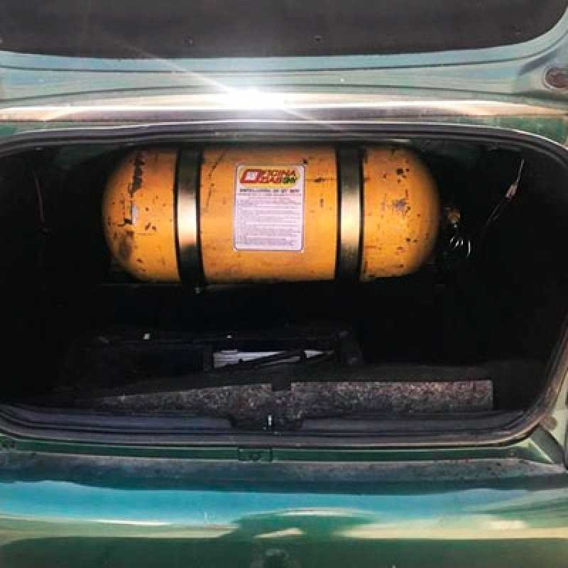Kit Gnv no Carro Horto Florestal - Gnv Carro Turbo