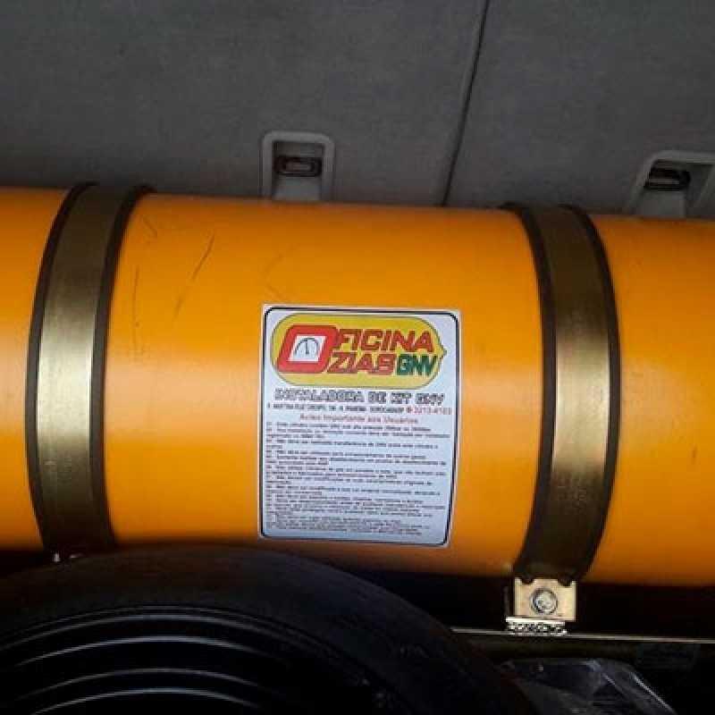 Qual o Valor Gnv em Carro Automático Parque Vitória Régia - Colocar Gnv no Carro