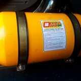 cilindro de gás gnv