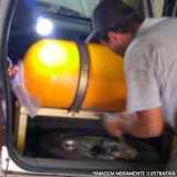 requalificação cilindro gnv