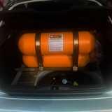 instalação de cilindro 10m3 gnv Centro