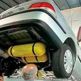 instalação kit gás 5 geração Alumínio