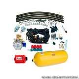instalação kit gás gnv geração 5 Tietê